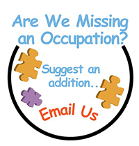 Missing Occupation?