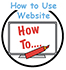 How to use this website